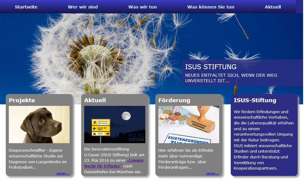 ISUS STIFTUNG
